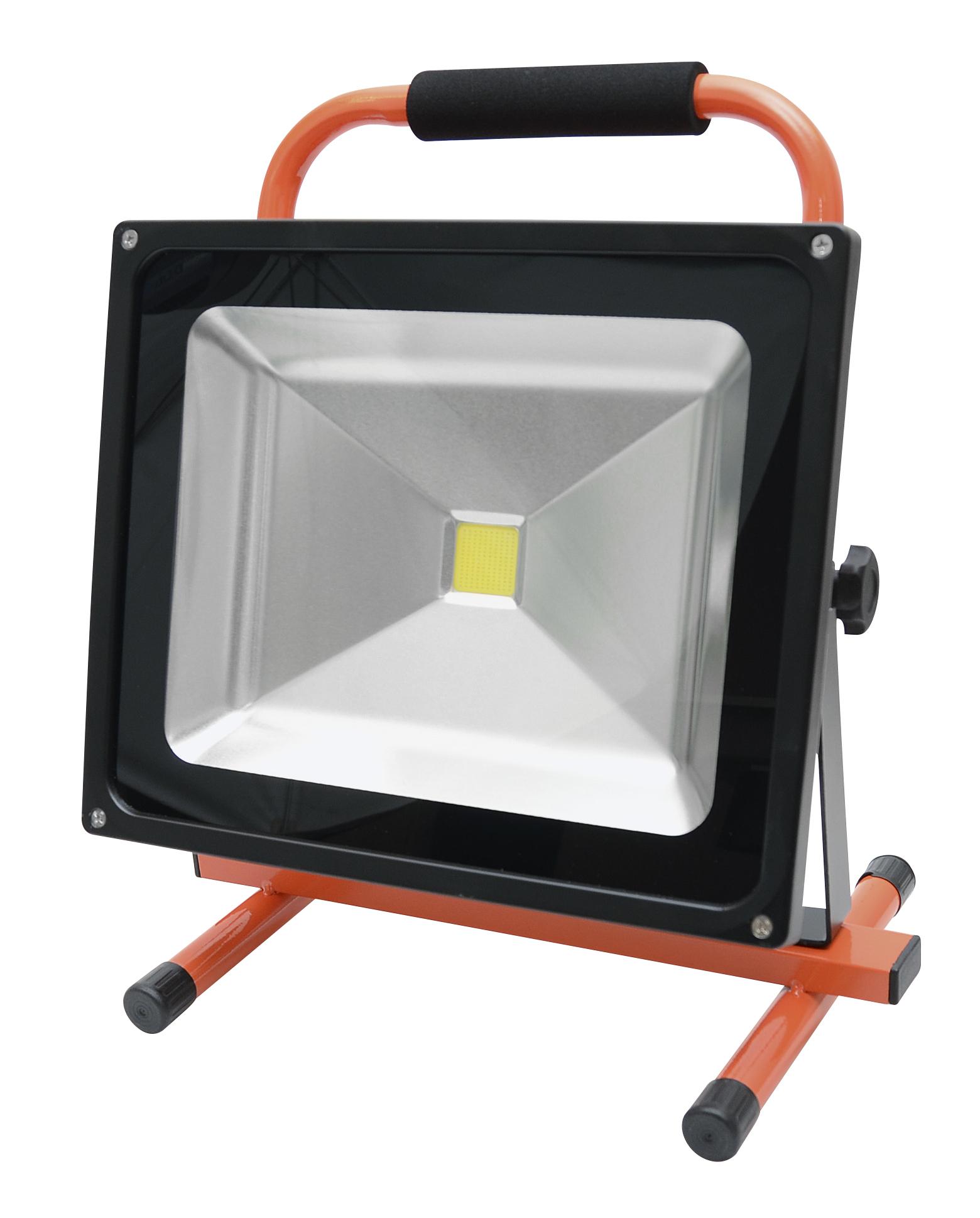 Image of   Arbejdslampe LED-50W-16,8V Opl.