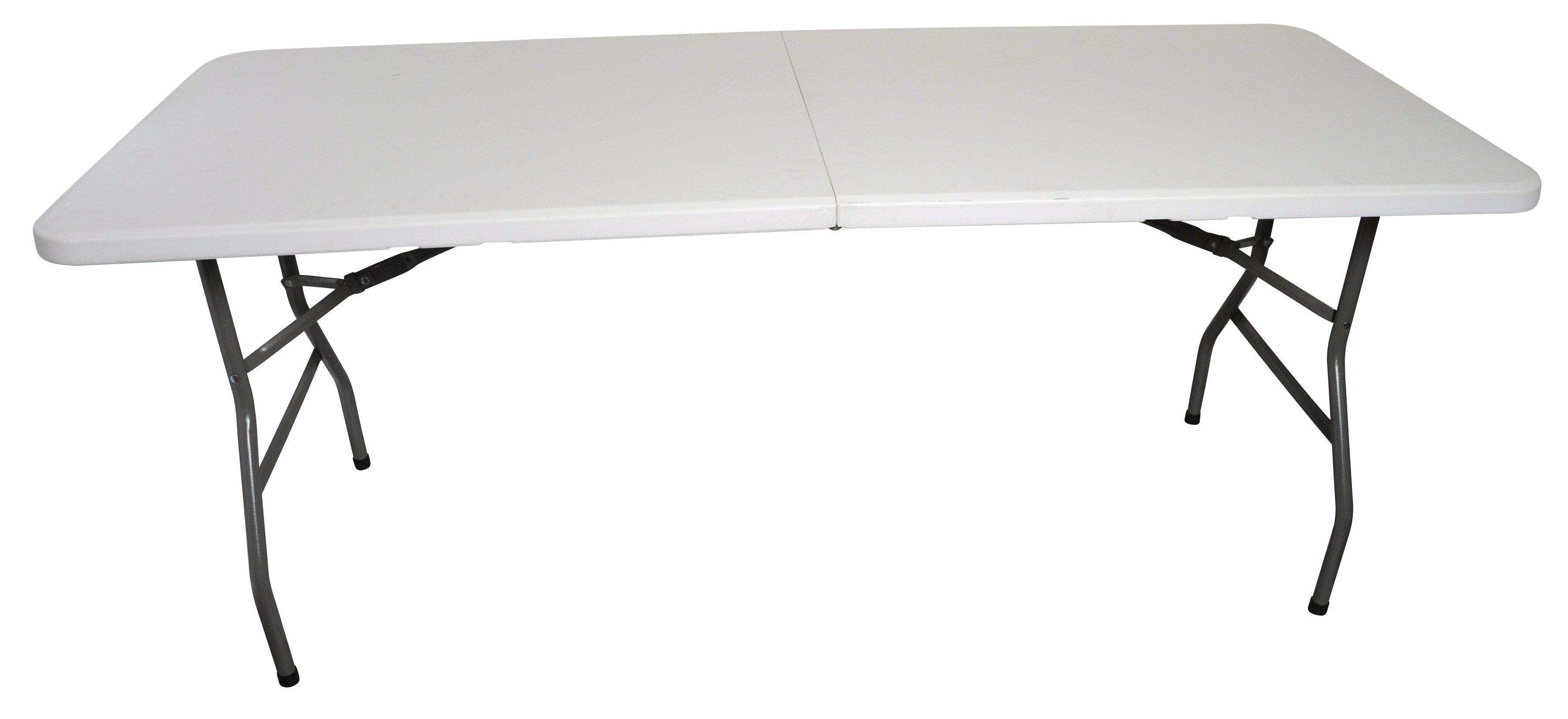 Image of   Foldbart bord - 180x74x74cm