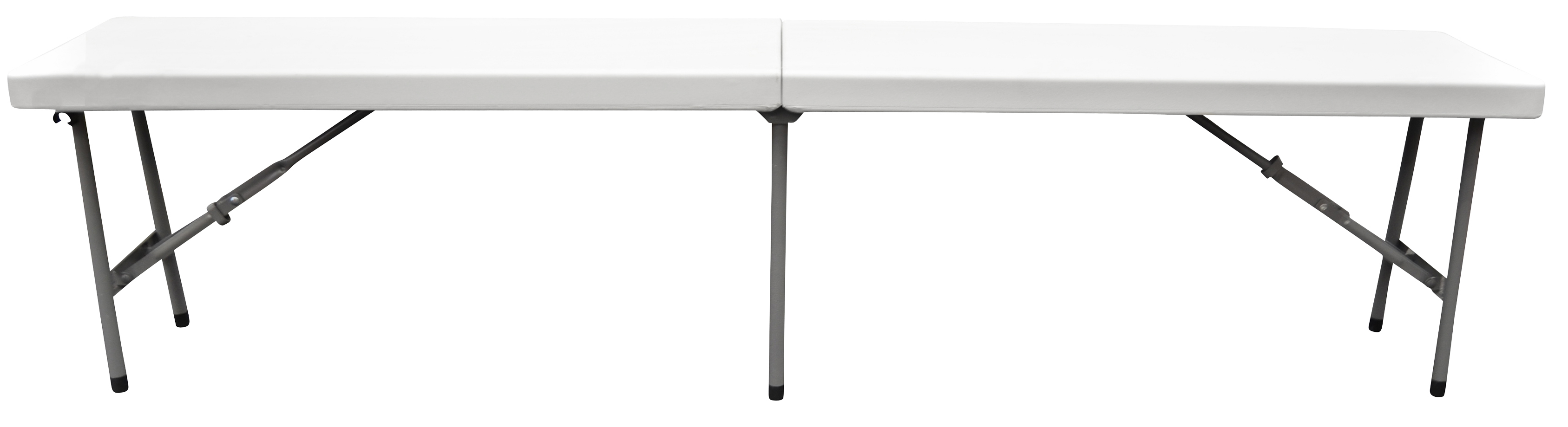 Image of   Foldbar bænk - 183x30x44 cm