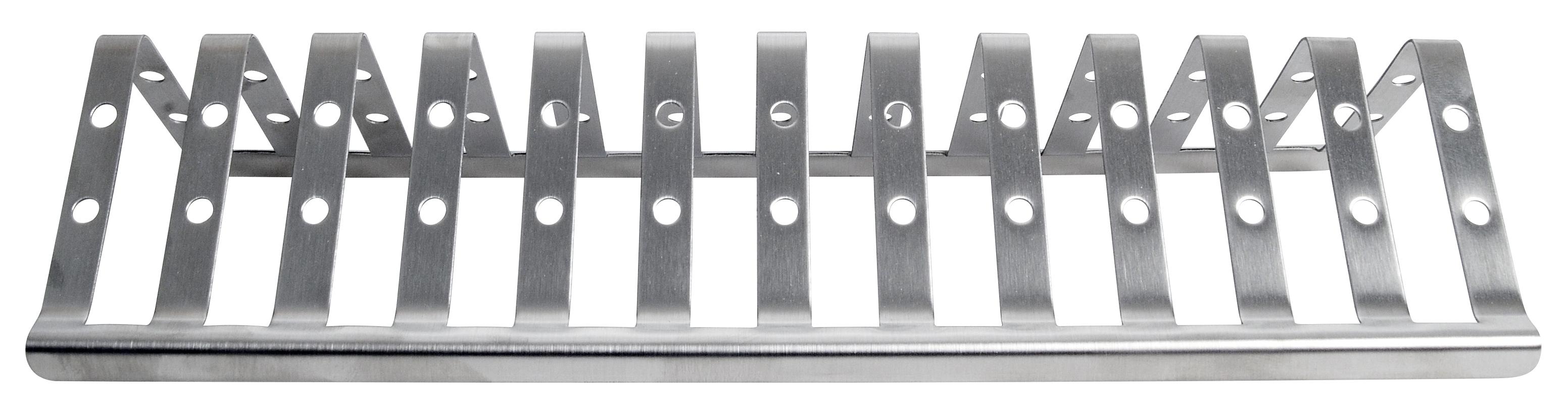 Image of   Flæskeholder Rustfri stål
