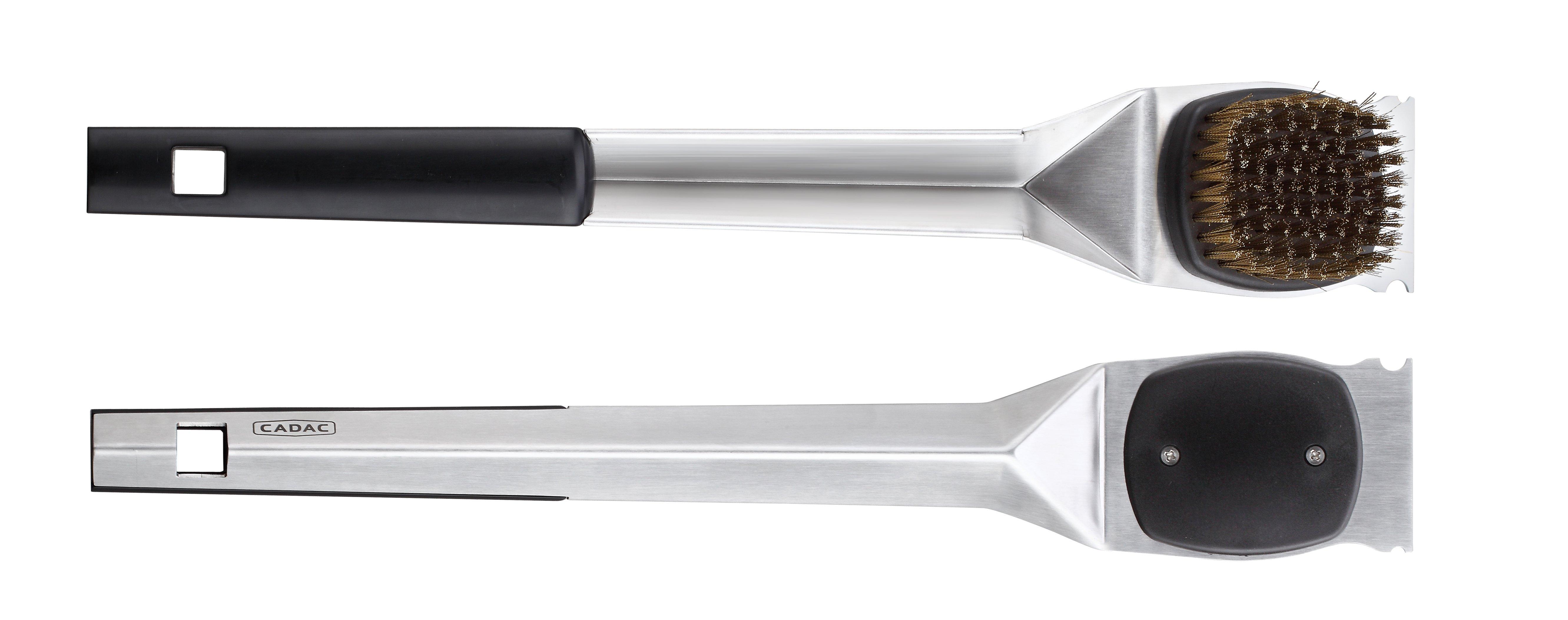 Image of   Grillbørste - rustfrit stål
