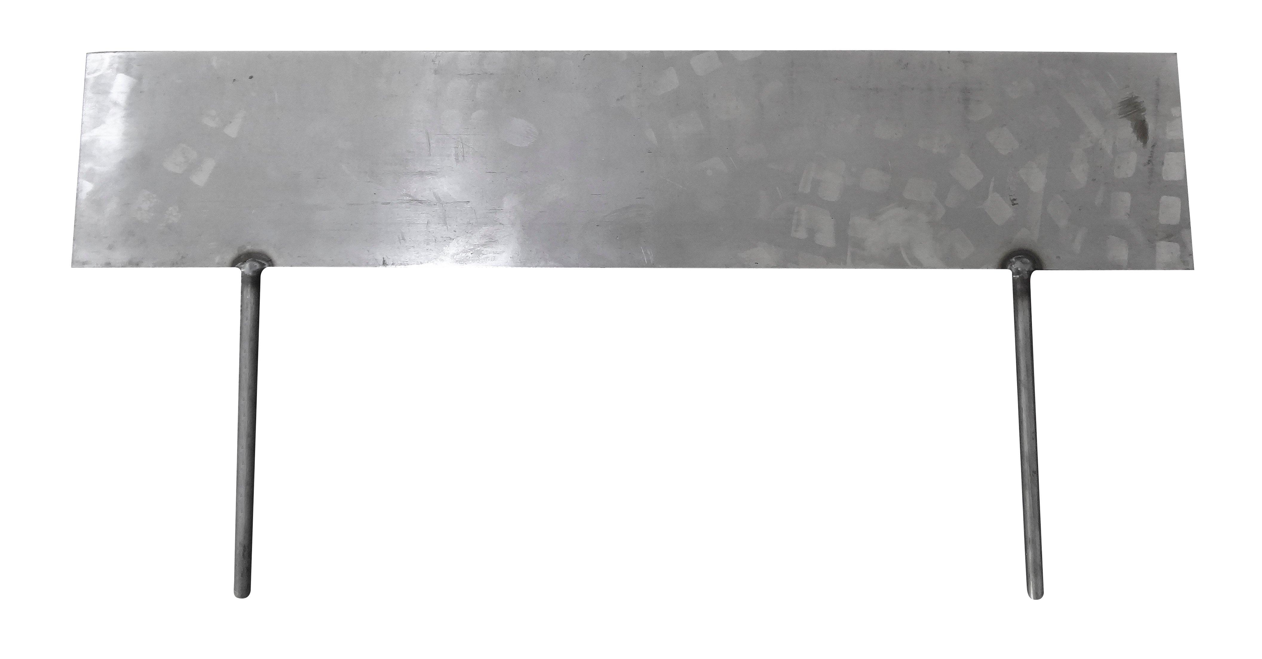Image of   Bedafgrænser - 50x10cm