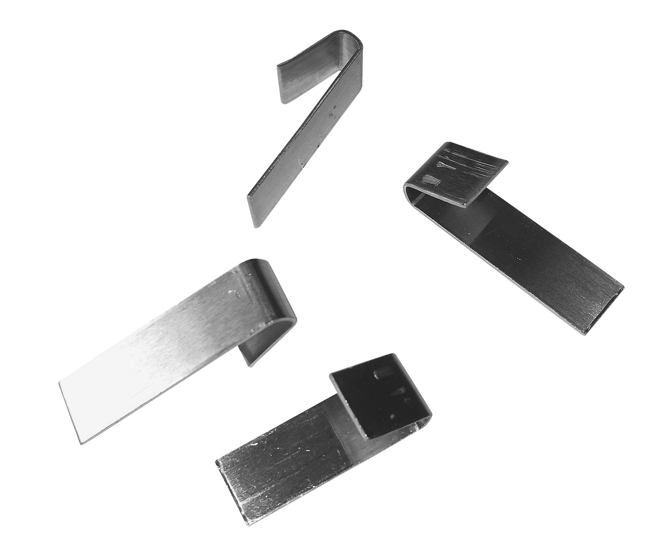 Image of   Glasholdere til drivhus -16 stk.