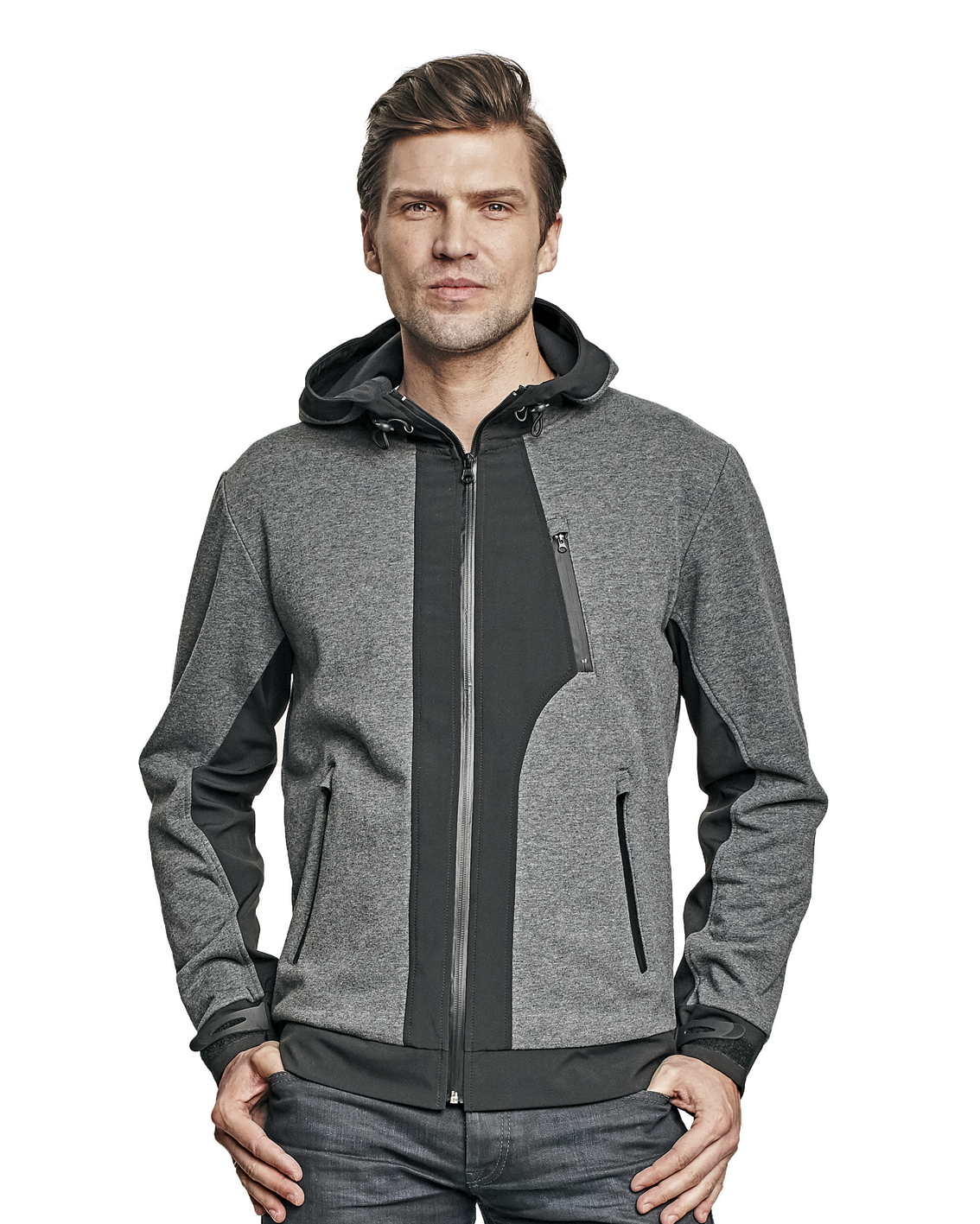Image of   Jakke softshell OS Strib