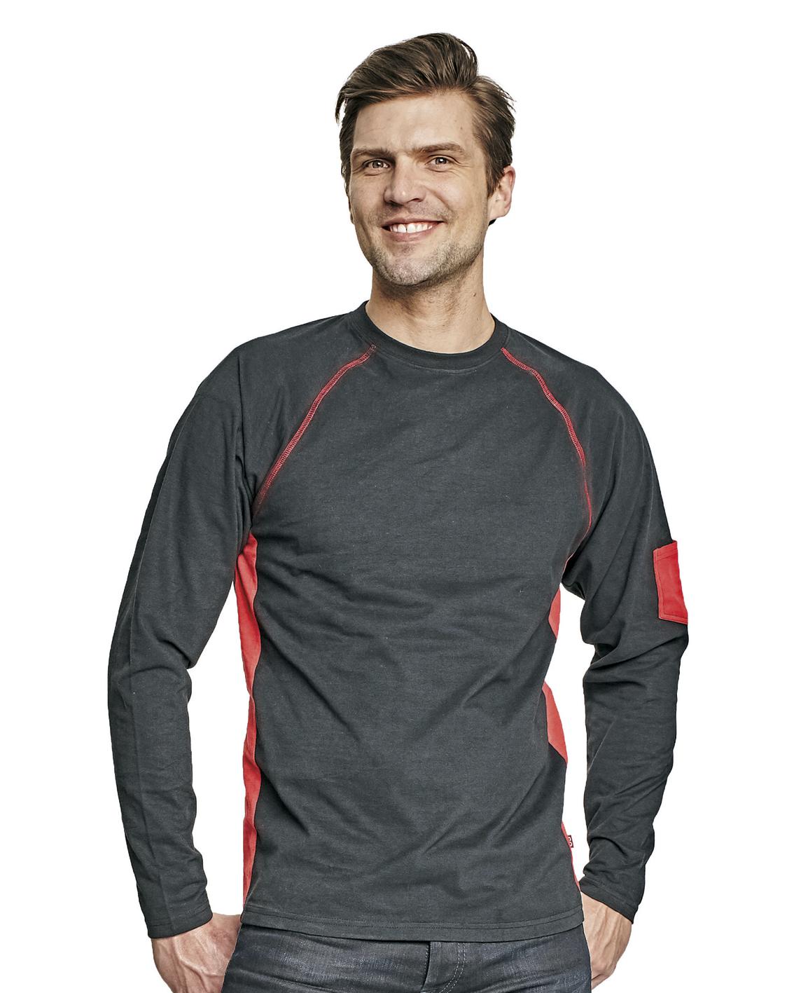 Image of   T-shirt langærme OS Faxe