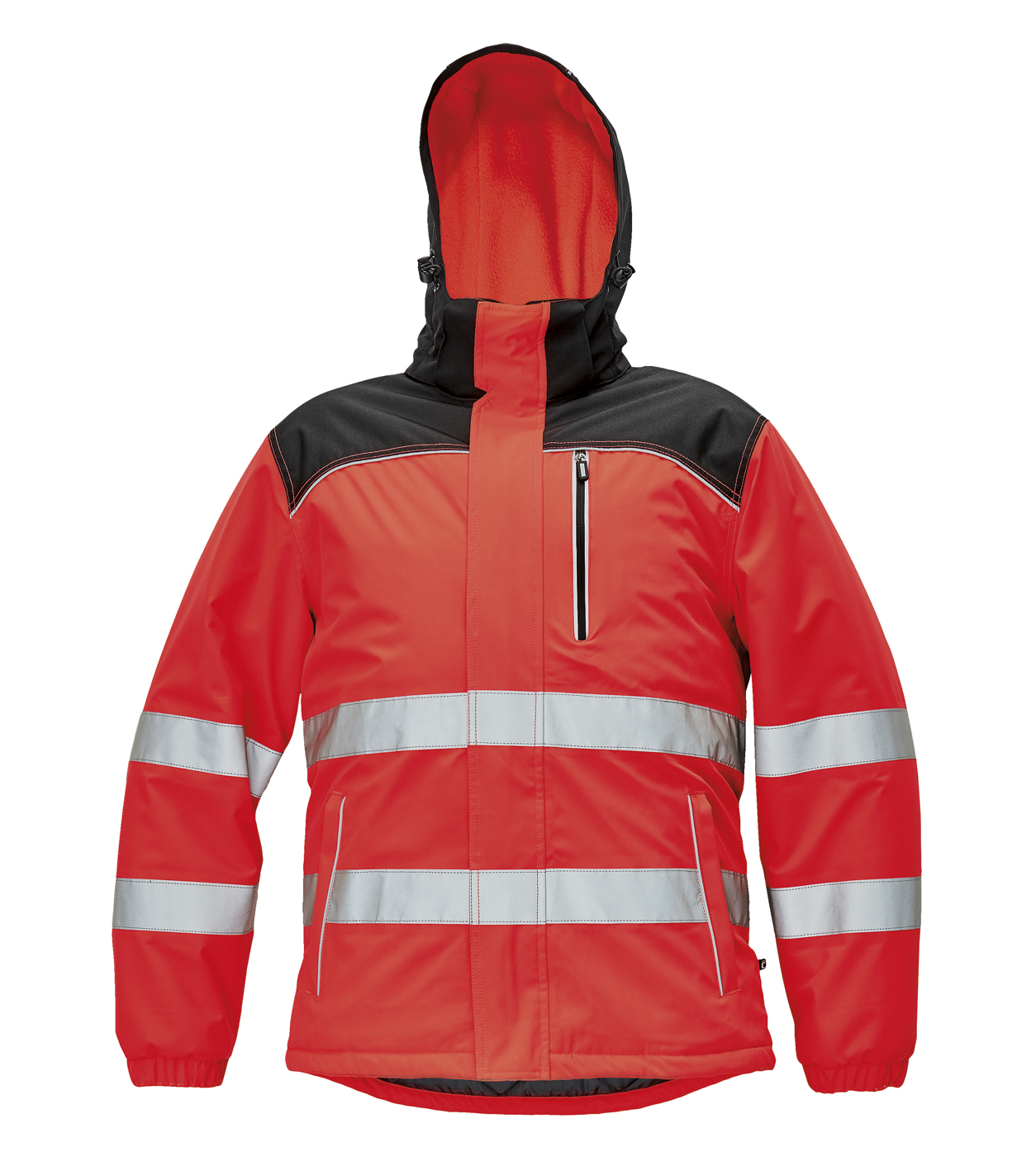 Image of   Jakke Knoxfield Hi-viz vinter
