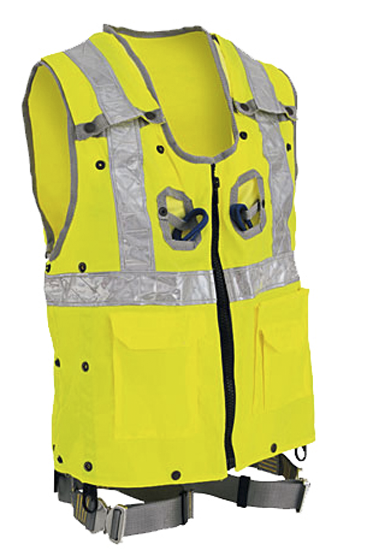 Image of   Elastovest Antec HighVis L/XL