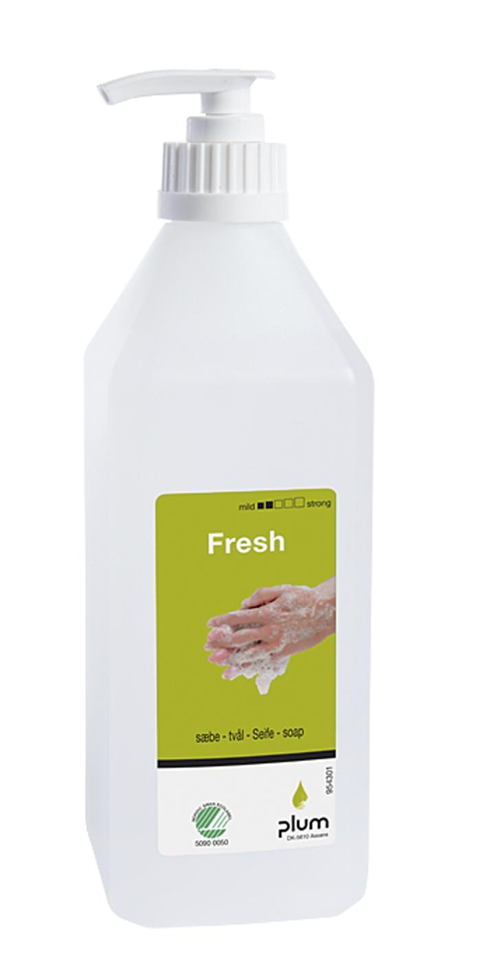 Image of   Sæbe Plum Fresh 0,6 l