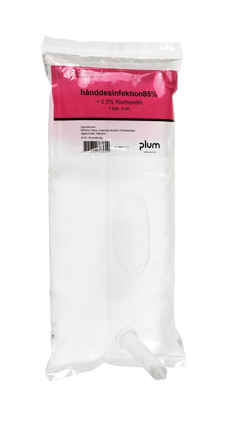 Image of   Desinfektion Plum 85%