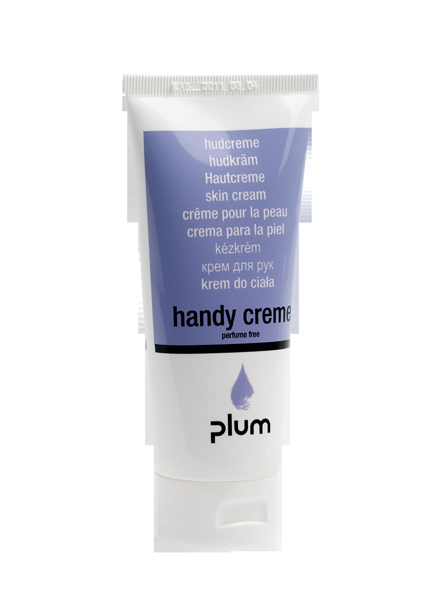 Image of   Hudpleje Plum Handy creme