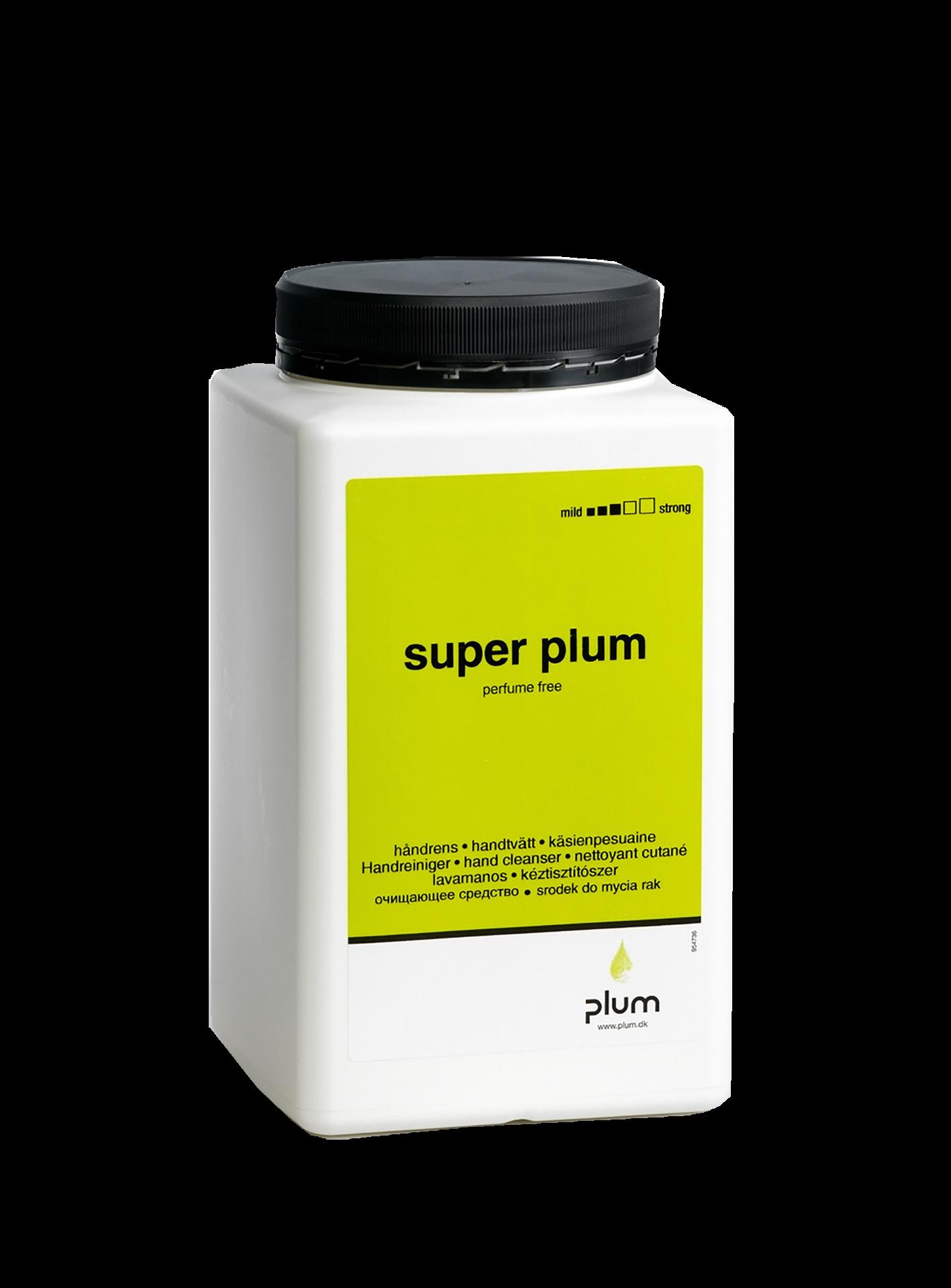 Image of   Håndrens Plum Super 3 l