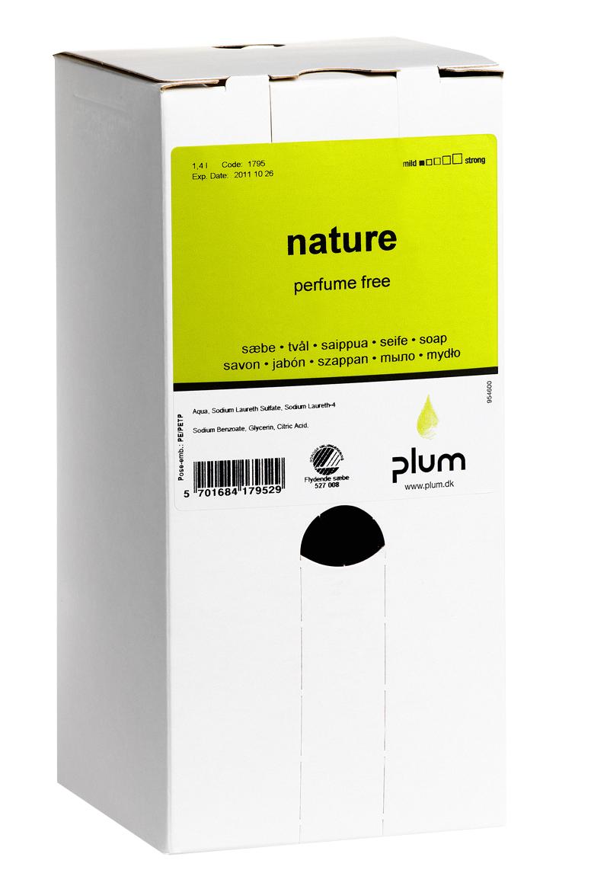 Image of   Sæbe Plum Nature 1,4 l