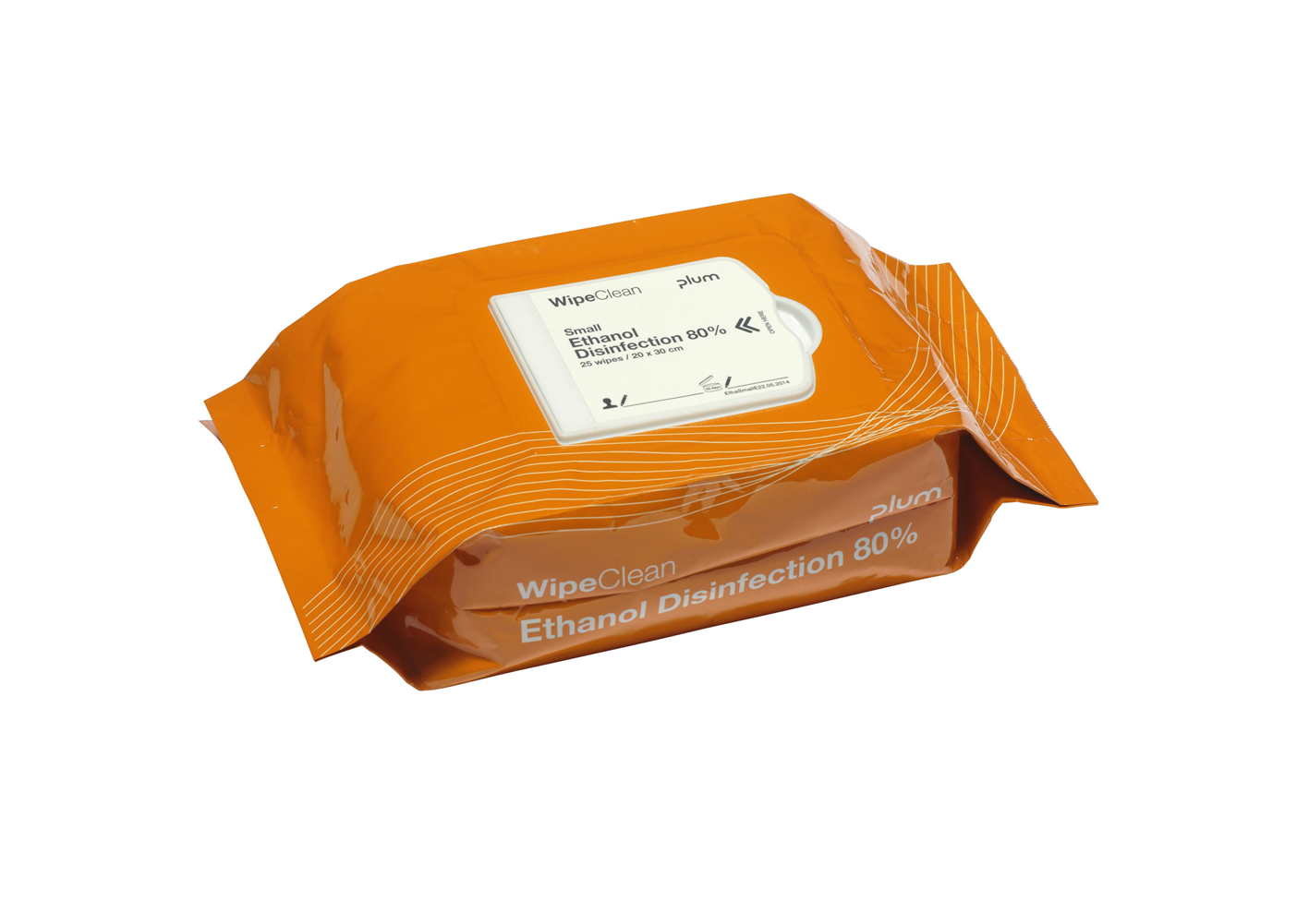 Image of   Wipeclean Plum Ethanol 80 %