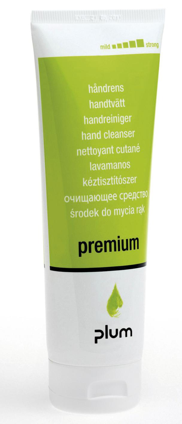 Image of   Håndrens Plum Premium 250 ml