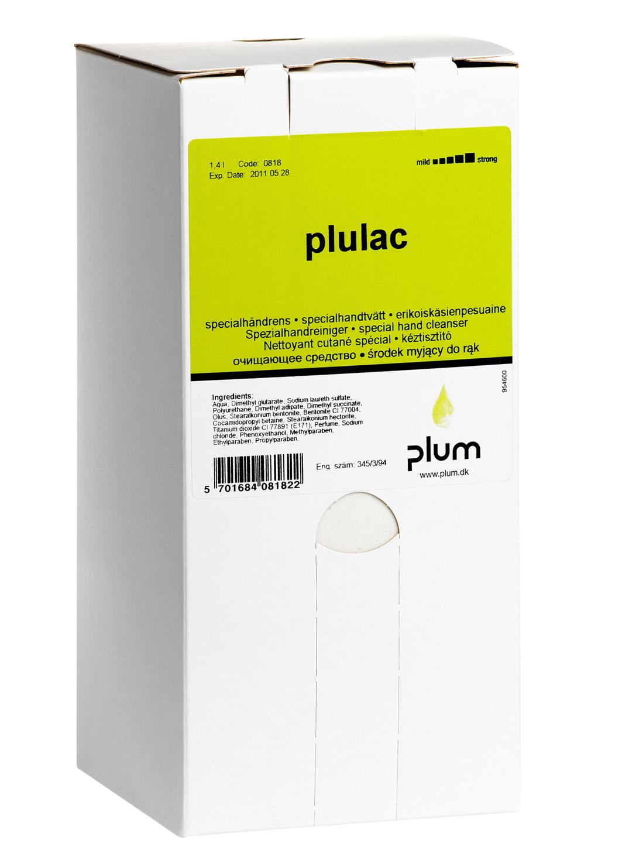Image of   Håndrens Plum Plulac 1,4 l