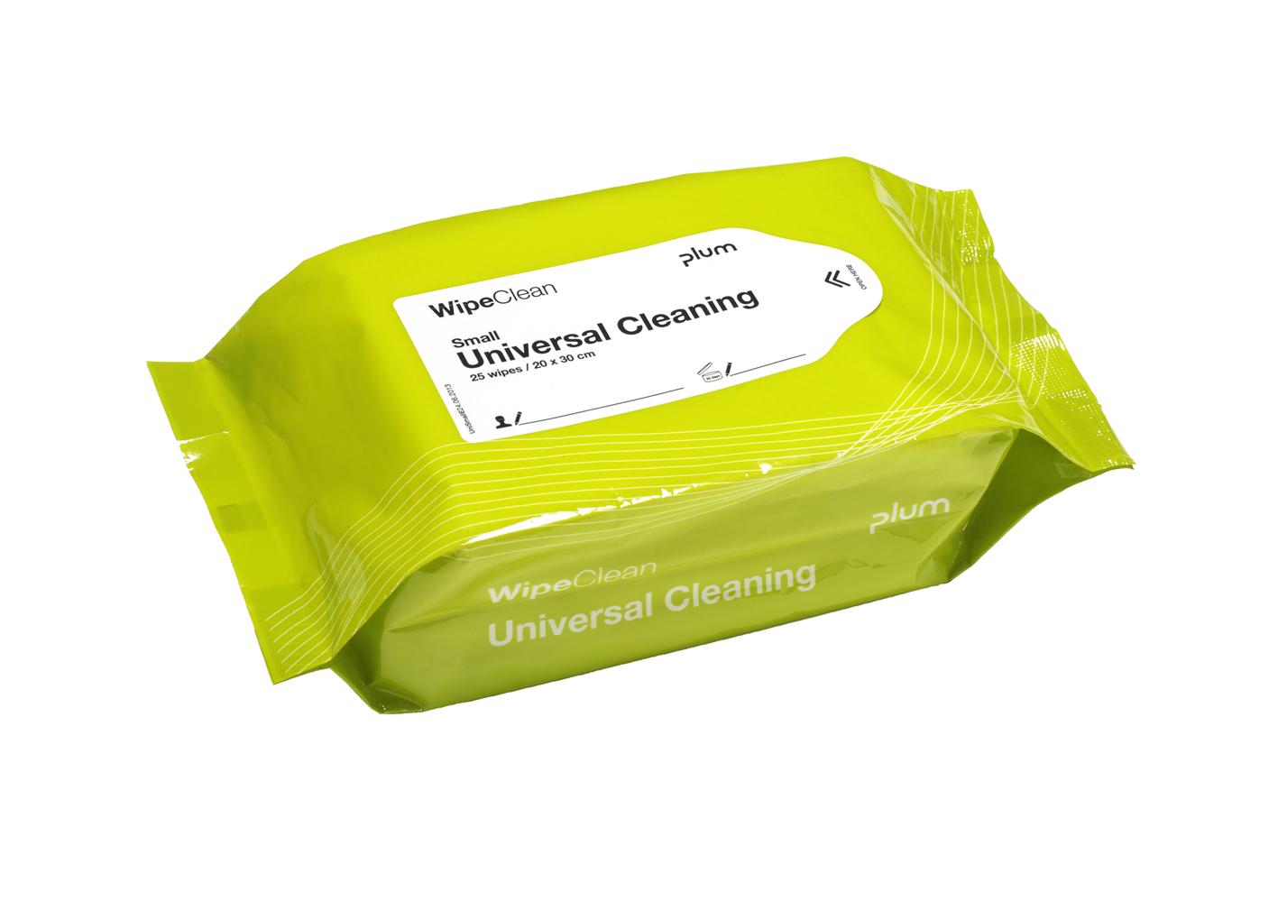 Image of   Wipeclean Plum universal clean