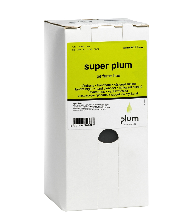 Image of   Håndrens Plum Super 1,4 l