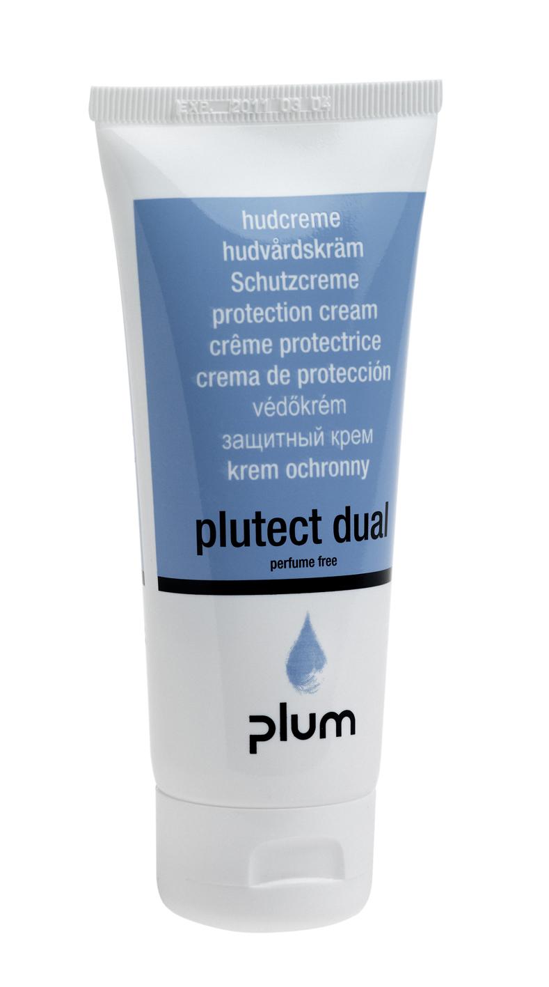 Image of   Hudpleje Plum Plutect Dual