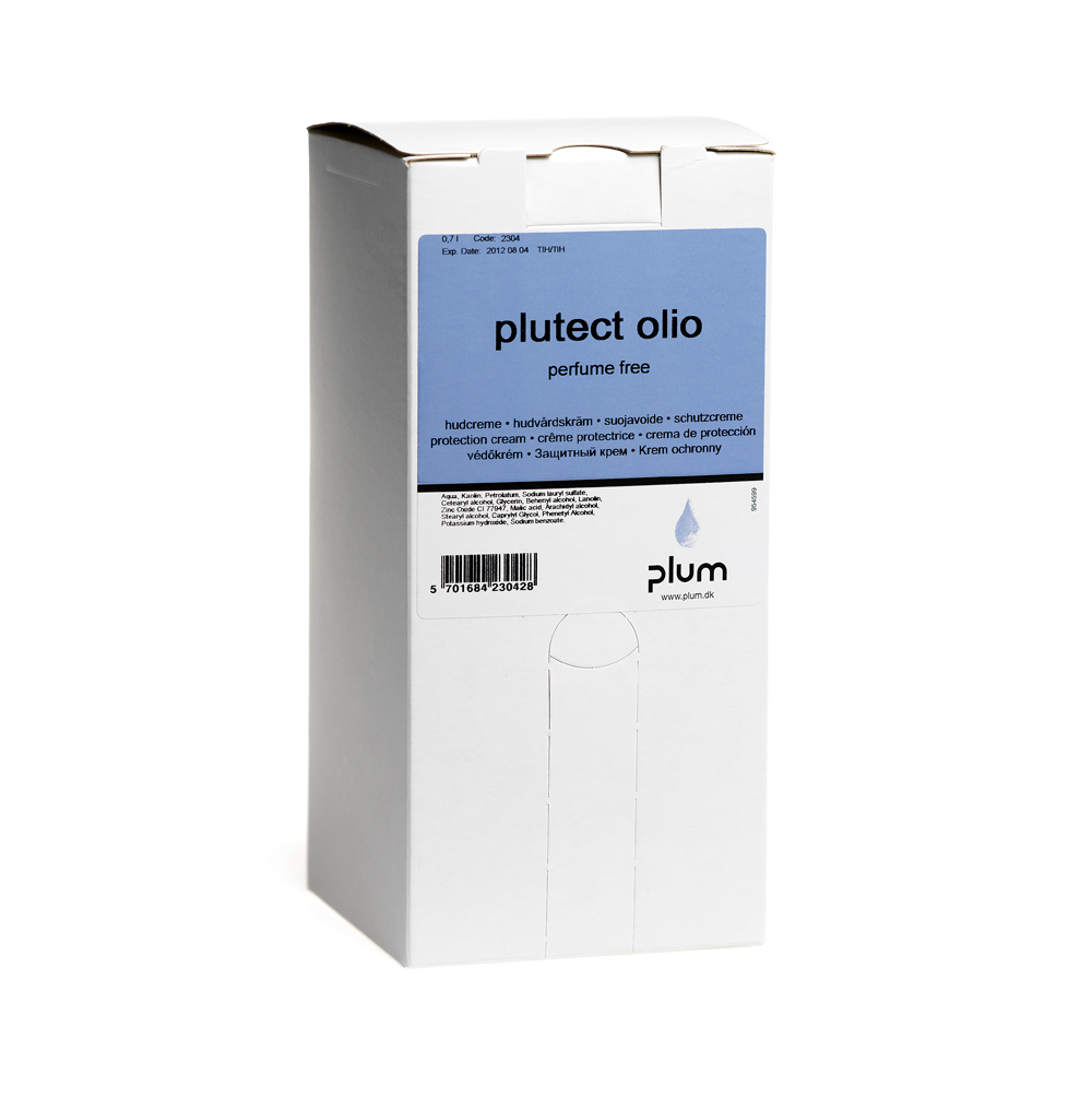 Image of   Hudpleje Plum Plutect Olio