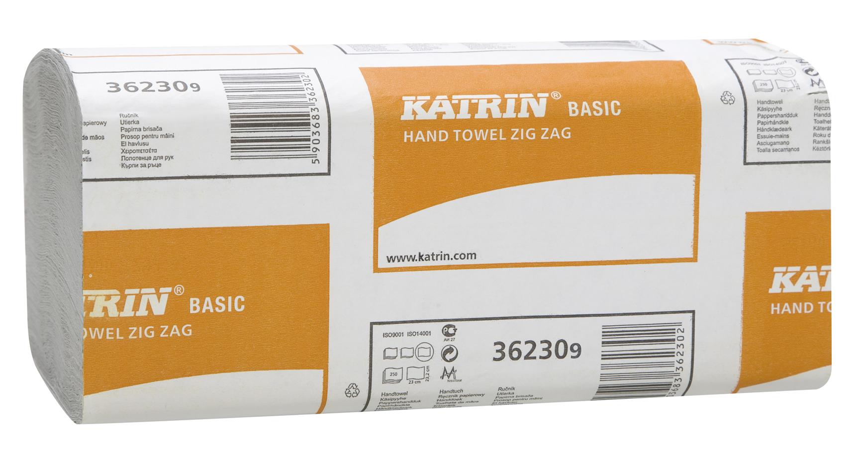 Image of   Håndklædeark Katrin Basic