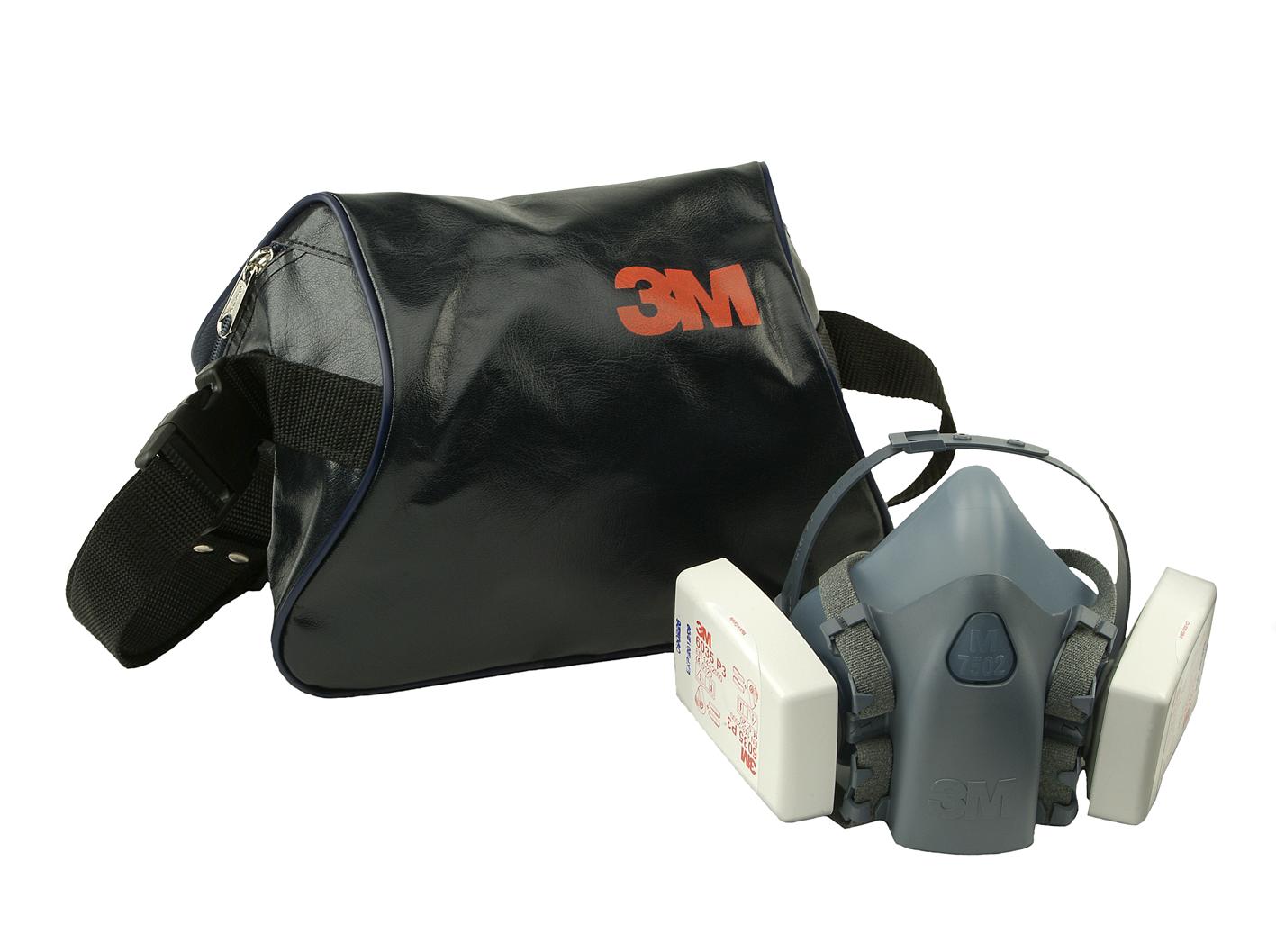 Image of   Bæretaske 3M til 3M halvmasker