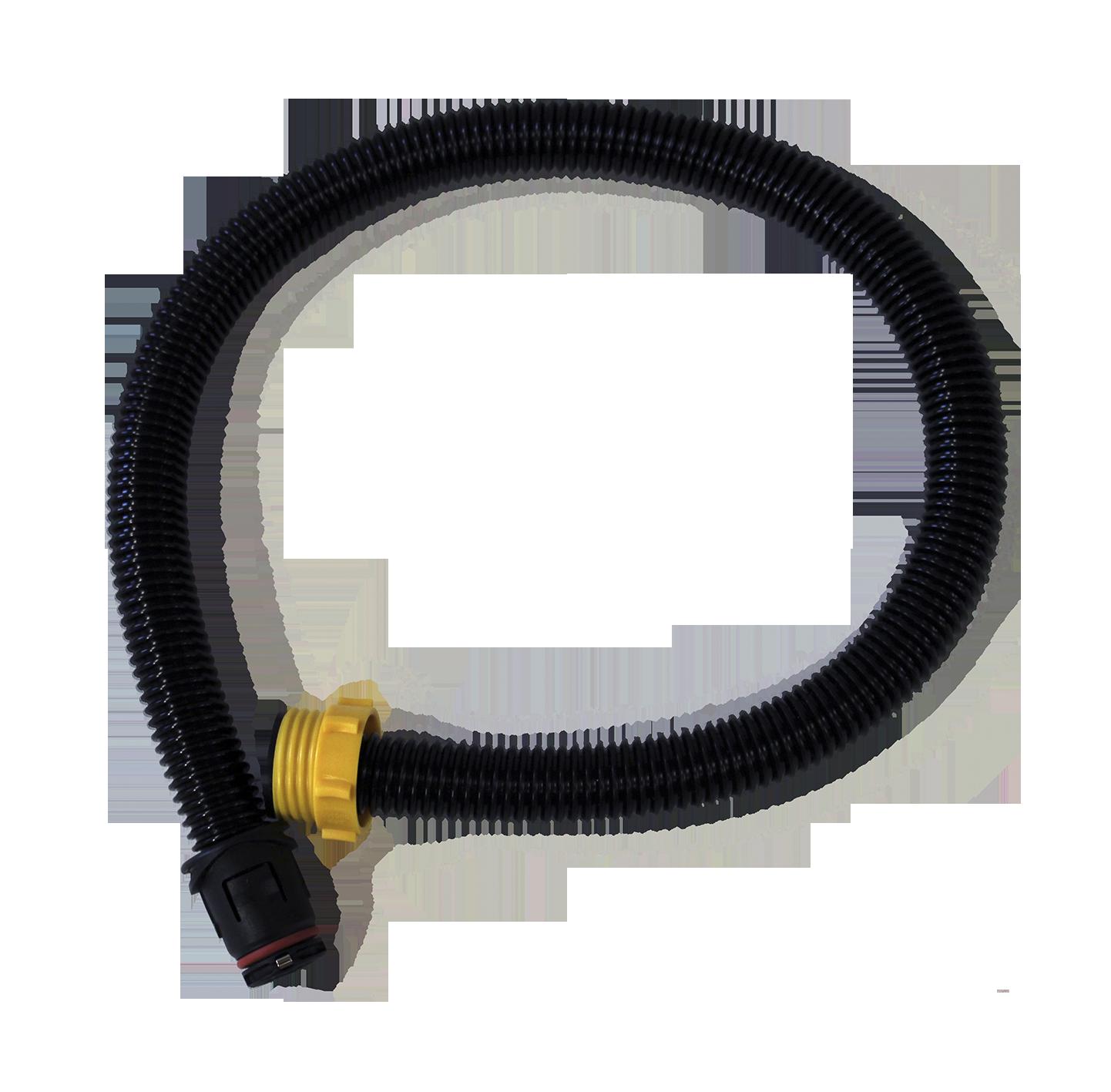 Image of   Slange HSP med adapter + DIN