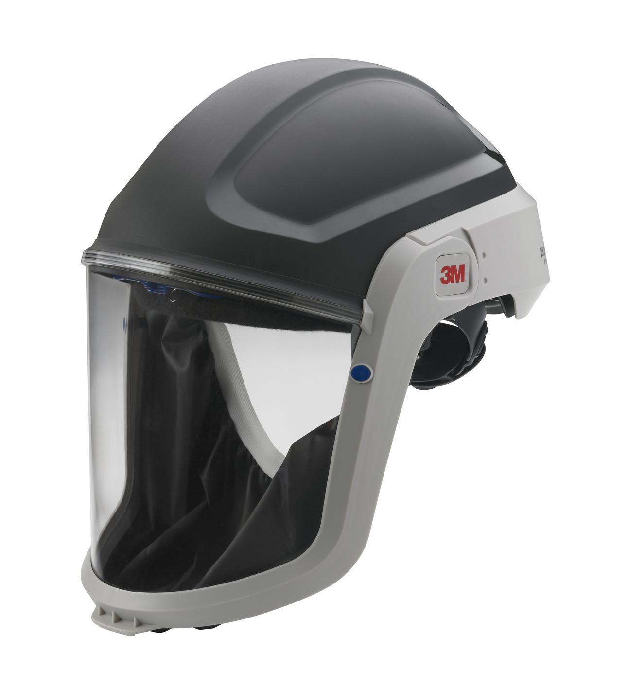 Image of   Hjelm 3M 306 med coated visir