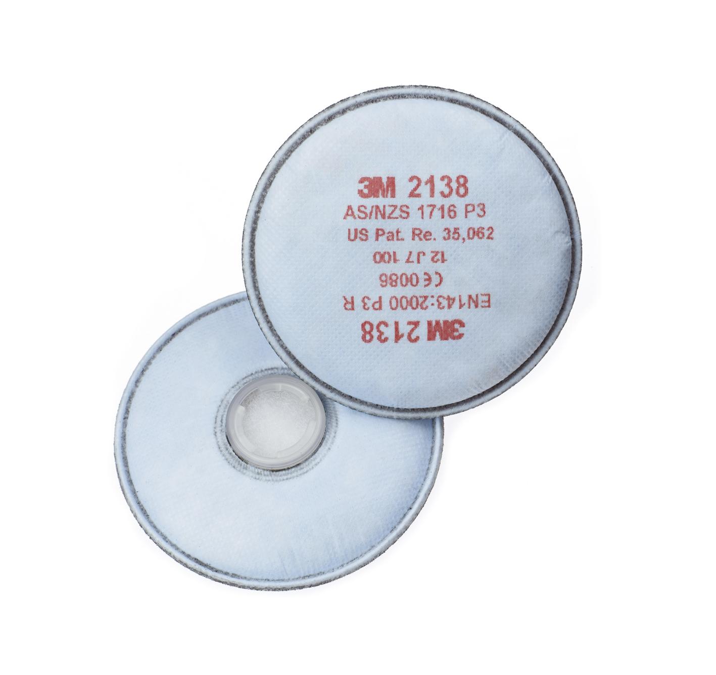 Image of   Filter 3M P3 og Ozon