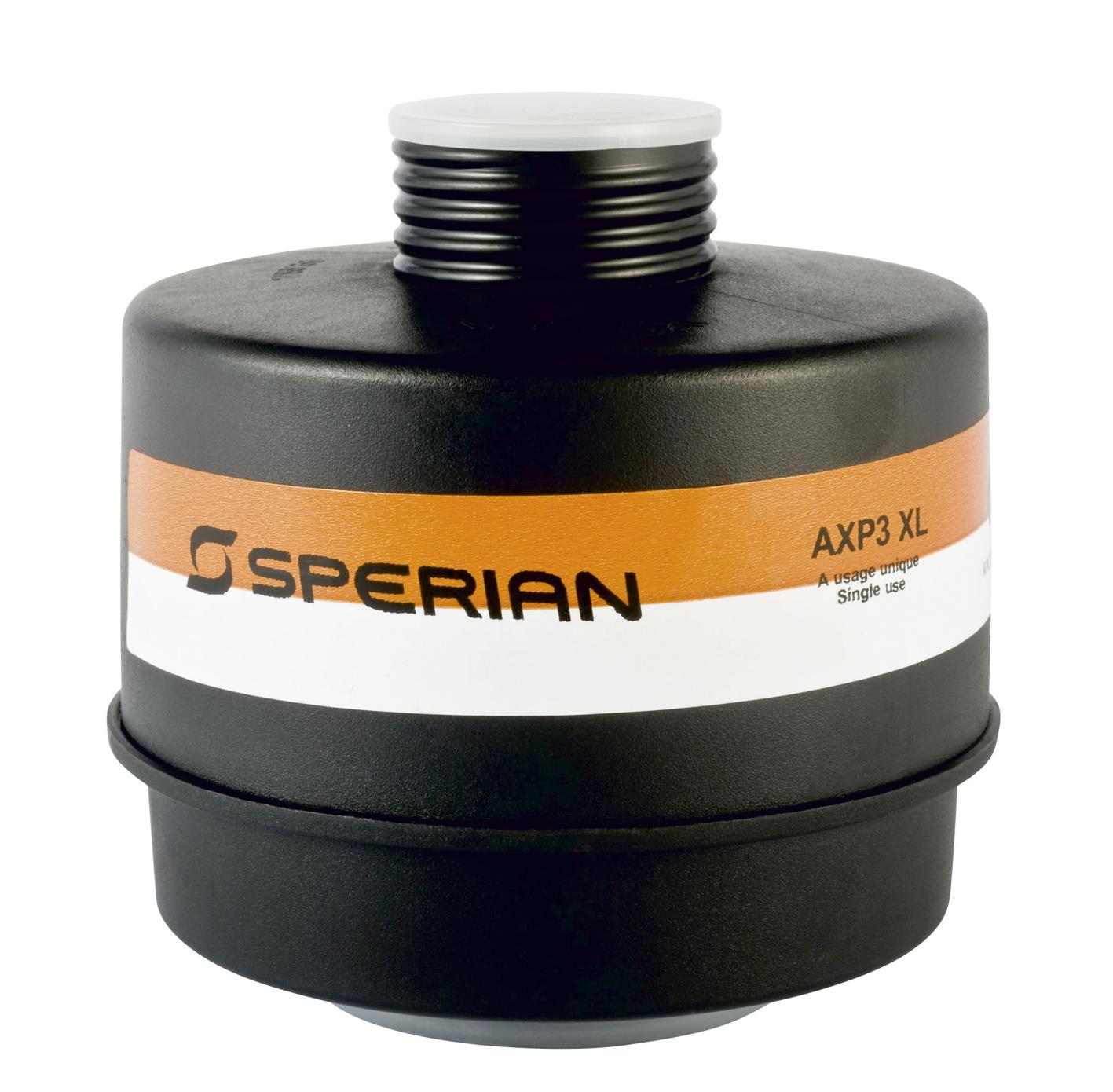Image of   Gasfilter HSP AXP3, XL, plast