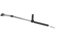 Trykaflastet lanse Reno med dobbelt stålrør og pistol
