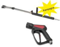 Spulepistol med lanse Reno m/ reg. i sidegreb