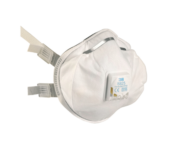 Image of   Filtrerende halvmaske 3M 8825 FFP2V