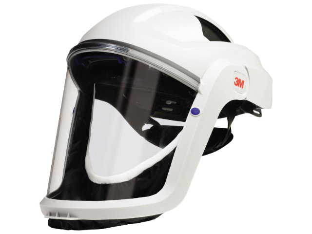 Visir med hjelm 3M Versaflo M-106