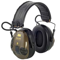 Image of   Peltor WS SportTac Light - høreværn til jagt