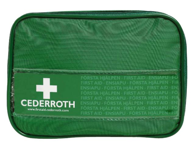 Image of   Førstehjælpen-kit med bælteholder Cederroth