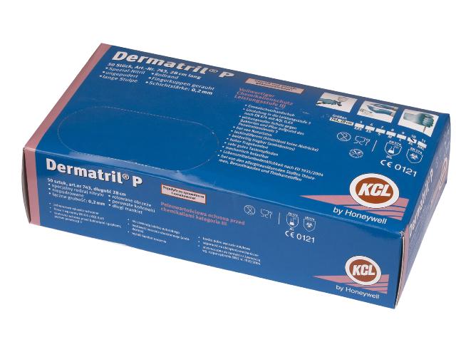 Image of   KCL 743 Dermatril nitril