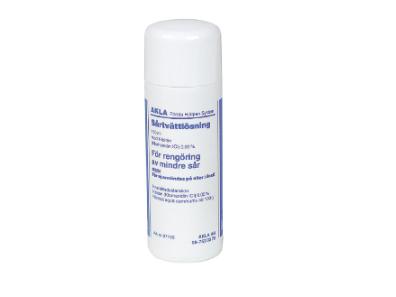 Øjenskyllevæske, steril, 0,9% NaCl, 30 ml, æske á 20 stk.
