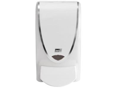 Image of   Dispenser white silverline 1 l