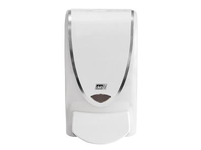 Image of   Dispenser white silverli tr 1l