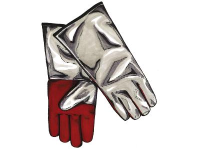 Image of   Handske par tst 100020001000 12