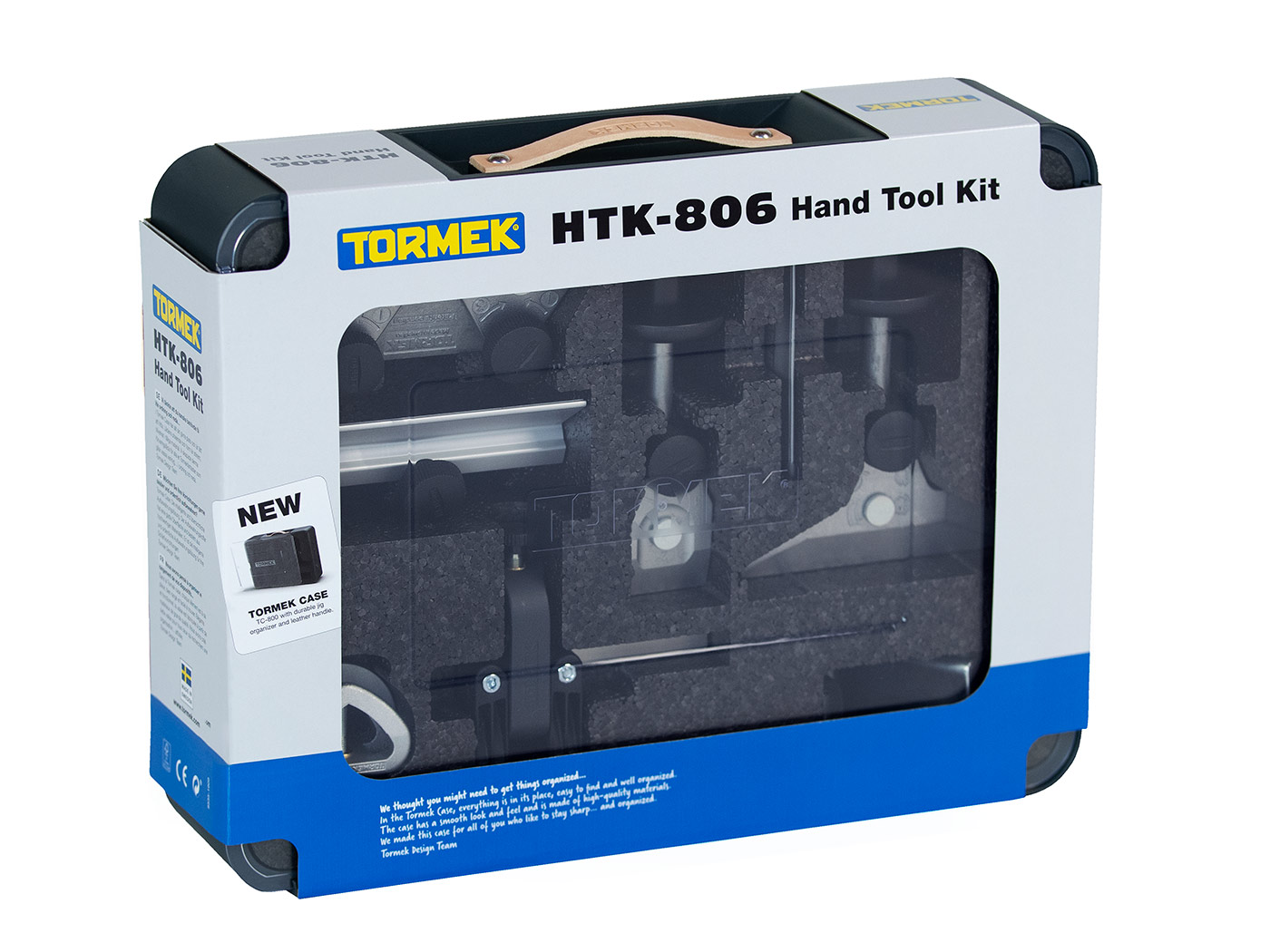 Image of   HTK-806 Hus- og hjempakke Tormek