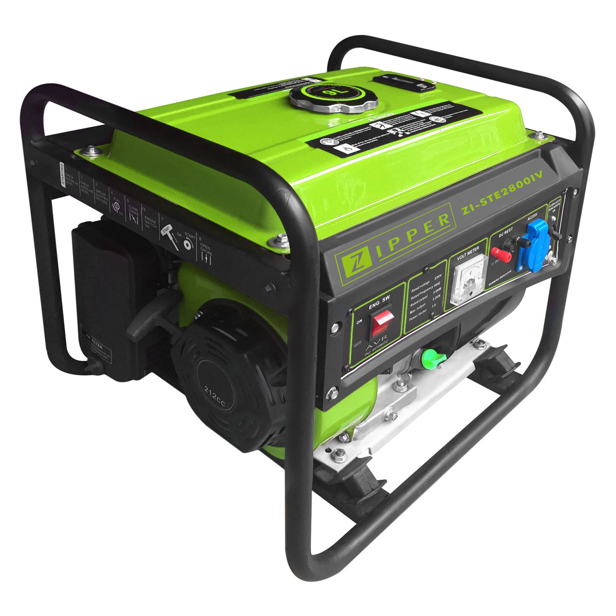 Image of   ZI-STE2800IV Inverter generator 3,2kW Zipper