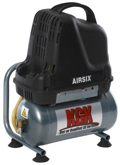 Image of   Airsix kompressor Kgk - bærbar