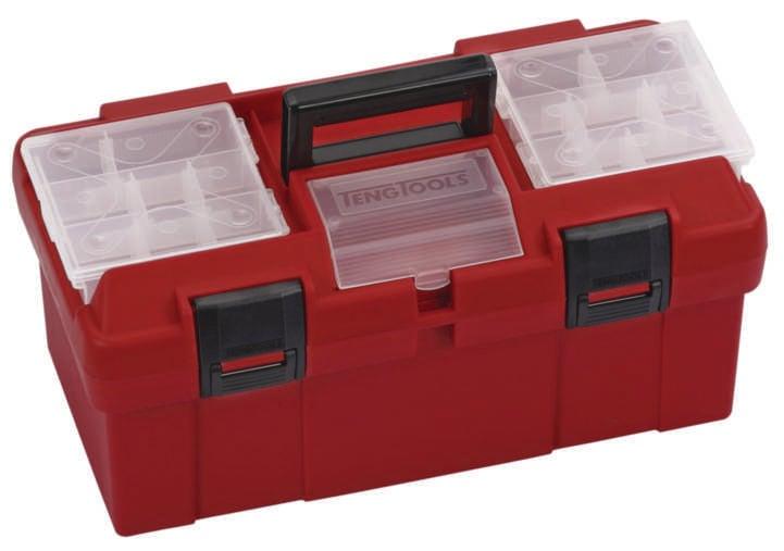 Værktøjskasse plast tcp445c