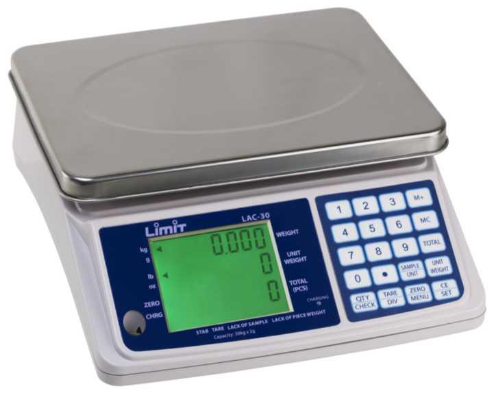 Image of   Elektronisk tællevægt lac-lbc