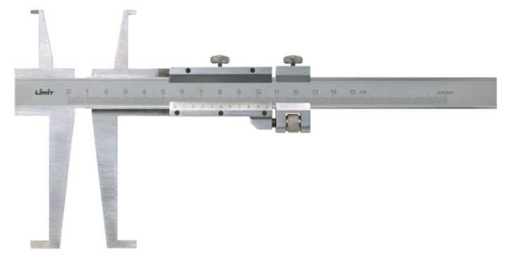 Skydelære invændigt 30-300mm