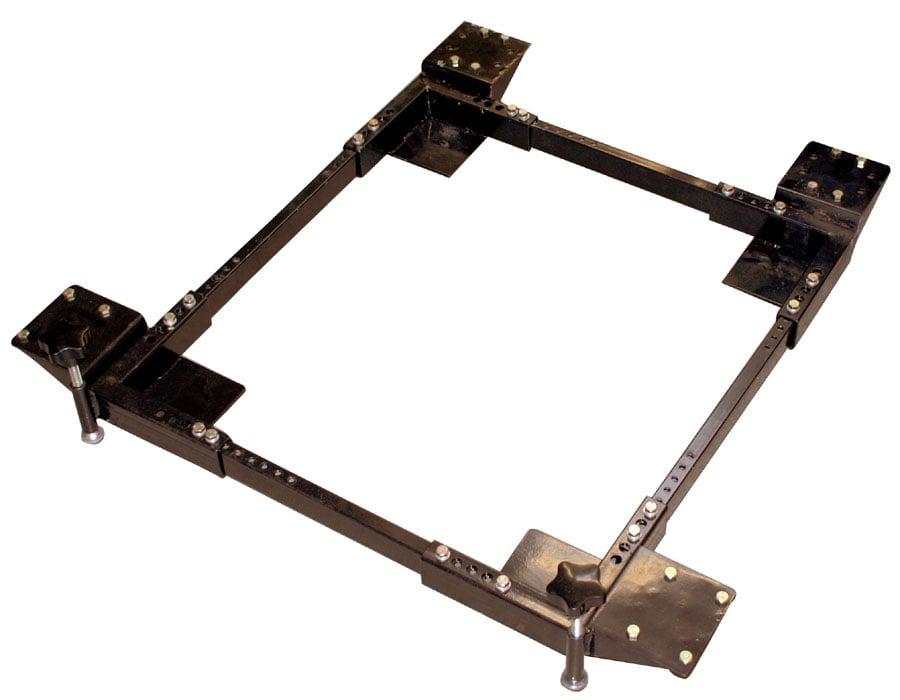 Image of   Mobil base til maskiner Holzmann UFE 300