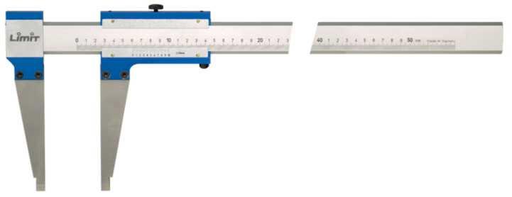 Værkstedsskydelære 3000x150mm