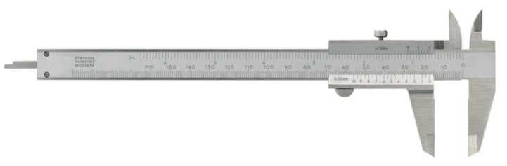 Image of   Skydelære f.vænsterhænta 150mm