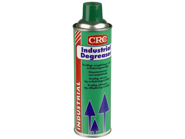 Rengøringsspray CRC Industrial Degreaser affedning